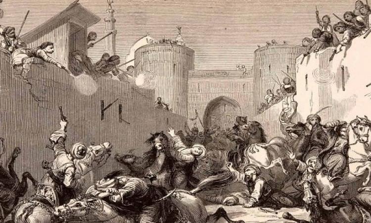 حكاية أمين بك الهارب الوحيد من مذبحة القلعة