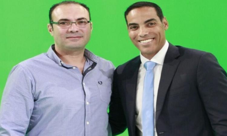 خالد بيبو ضيف ثانى حلقات الكورة على المدفع عصر اليوم على راديو كليك