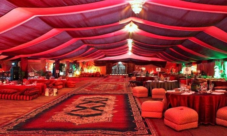 الخيمة الرمضانية تجمعنا