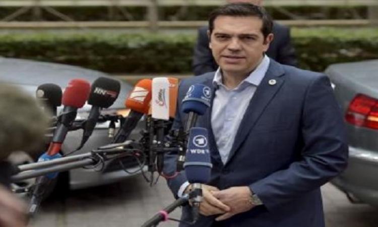 17 ساعة من المفاوضات تنقذ اليونان فى انتصار سياسى واقتصادى لرئيس وزرائها