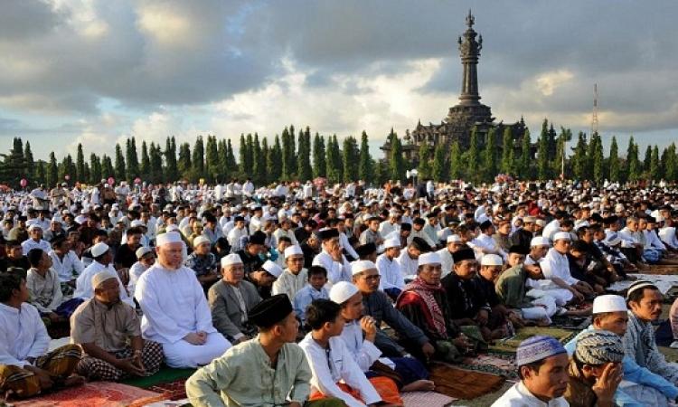 بالصور.. مظاهر عيد الاضحى فى دول العالم