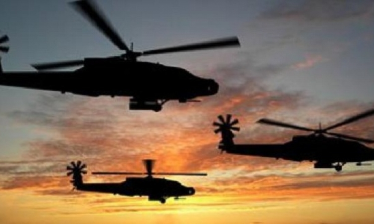 مقتل 23 إرهابياً فى غارات جديدة للجيش بسيناء فجر الخميس