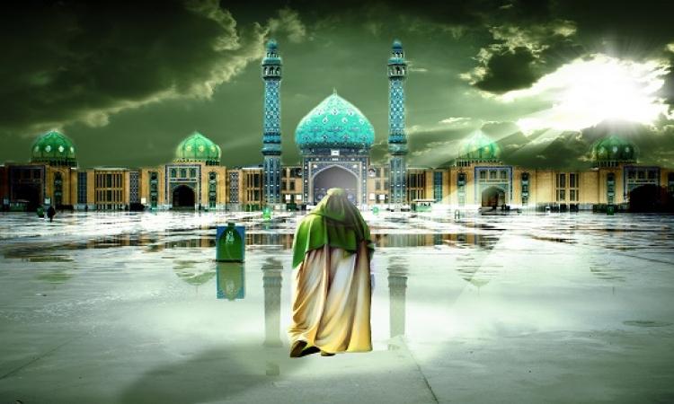 جولة بين أروقة مسجد جمكران بإيران