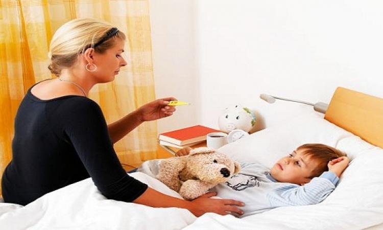 أخطاء تقعى فيها عند علاج أرتفاع درجات الحرارة للأطفال
