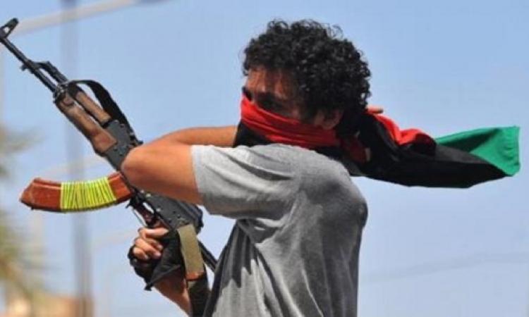 مصرع 10 أشخاص فى بنغازى وإصابة آخرون