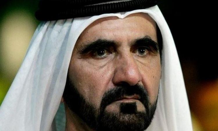 شاهد حاكم دبى محمد بن راشد يجهز الطعام لأصدقائه