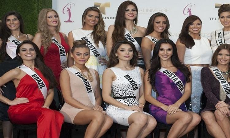 20 دولة فقط تحتكر الجمال فى العالم .. فنزويلا اكتساح .. ولاعزاء للمصريين !!