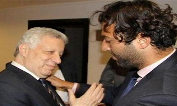 بالفيديو.. بندق يصالح مرتضى منصور على ميدو.. وهيصوموا 3 أيام!!