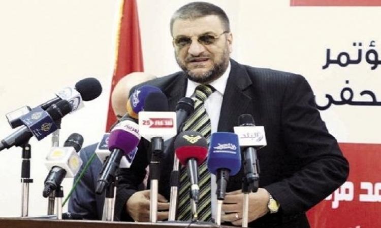 مقتل 9 ارهابيين بينهم محامى الإخوان ناصر الحافى فى تبادل لاطلاق النار فى 6 أكتوبر