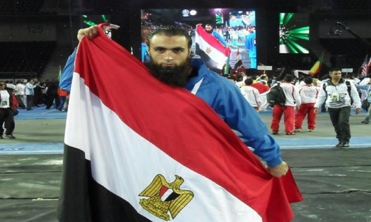 بالصور .. لغز مقتل لاعب الكونغ فو المصرى اللى رفع علامة رابعة .. داعش ولا مش داعش؟