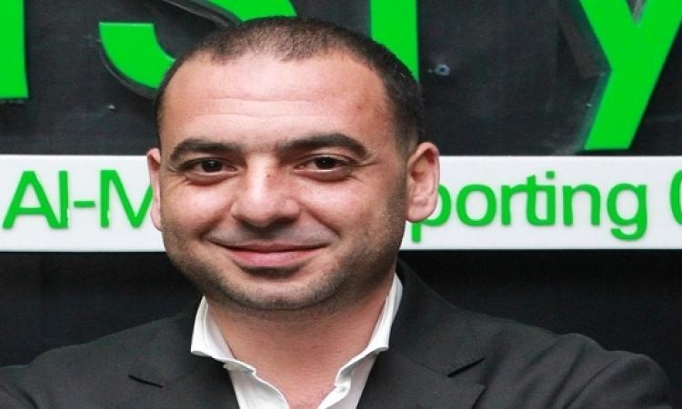 محمد أبو عوف يعلن استقالته من مجلس إدارة النادى الساحلى