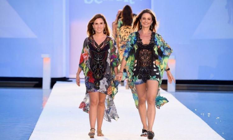 بالصور .. أسبوع الأزياء الصيفى فى نيويورك ومجموعة من ملابس البحر
