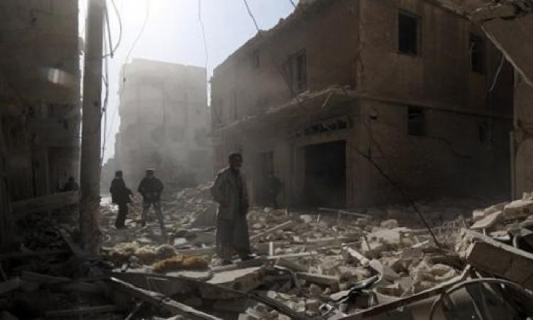 هجوم على تجمعات للمعارضة فى حلب