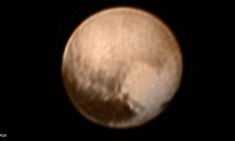 ناسا تساعدنا على اكتشاف اسرار بلوتو بتلك الصور