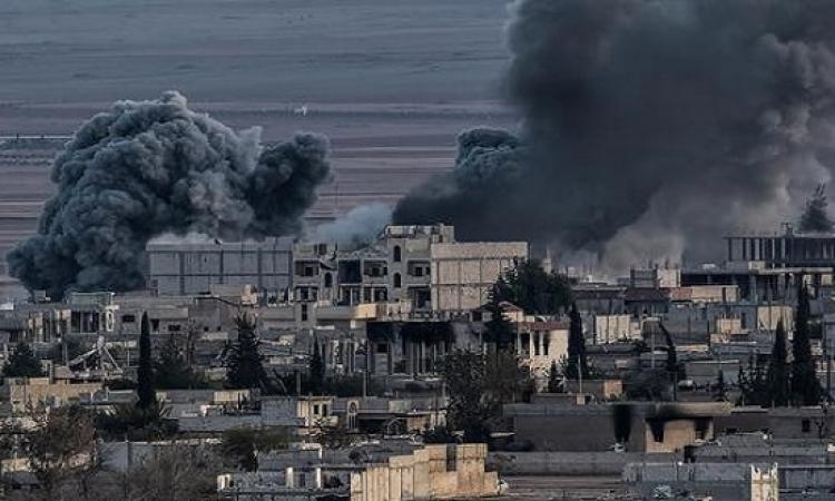 بريطانيا تشارك بضربات جوية فى سوريا