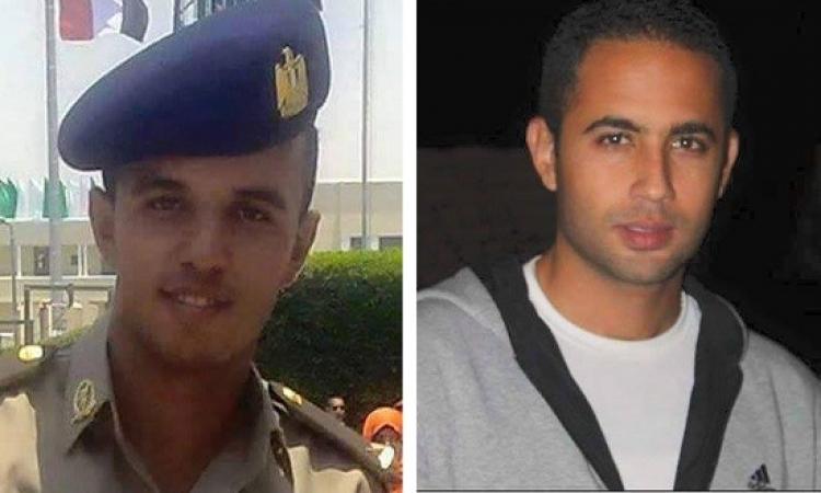 صور شهداء الهجمات الإرهابية فى سيناء