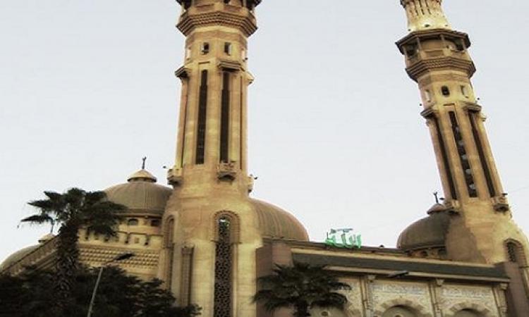 قوات الحماية المدنية تفكك عبوة هيكلية بجوار مسجد مصطفى محمود