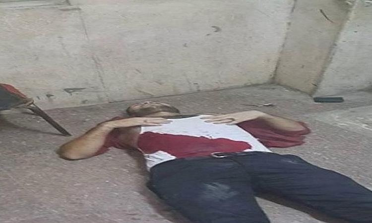 حبس أمين شرطة لإطلاقه أعيرة نارية على المحامى محمد الجمل وإصابته