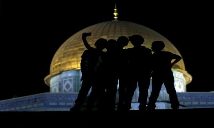 سيلفى المسجد الأقصى فى أول زيارة جماعية للفلسطينيين
