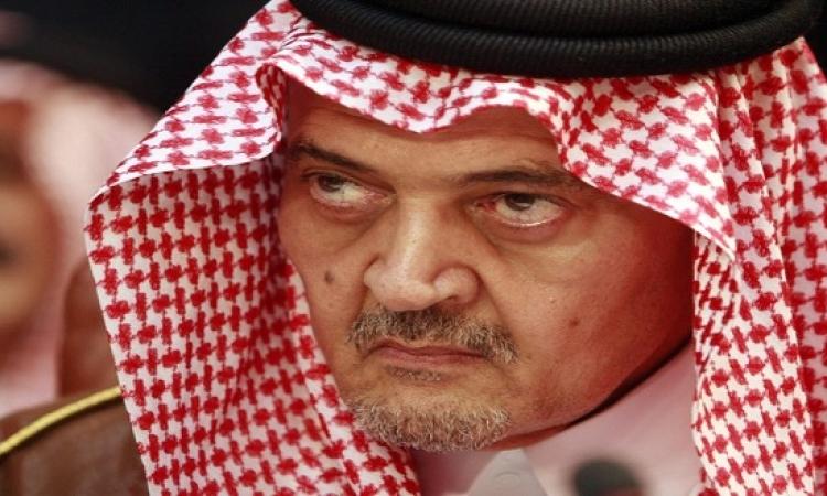 وفاة الملك سعود الفيصل وزير الخارجية السعودى السابق