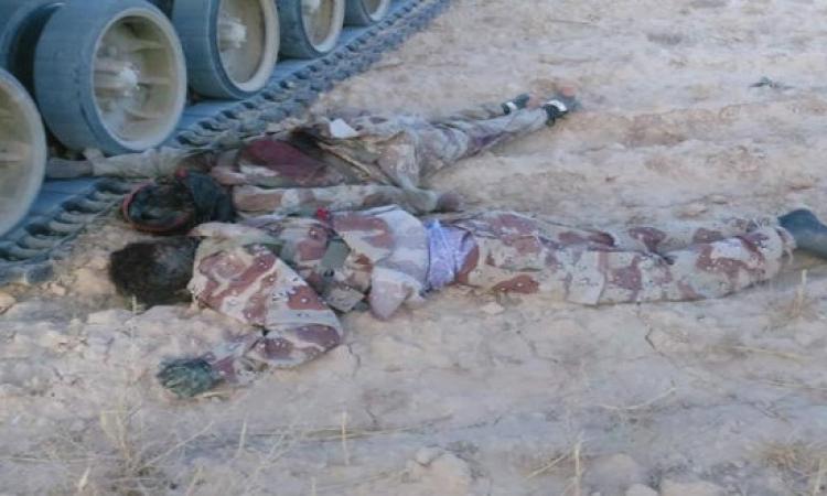 مقتل 6 إرهابيين وإصابة 3 آخرين أثناء ملاحقات أمن شمال سيناء