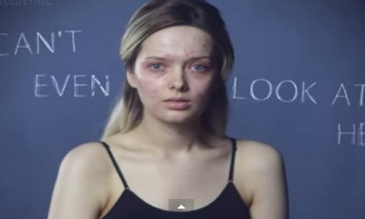 بالفيديو.. هكذا تعانين النساء غير الجميلات على فيس بوك .. كونى على طبيعتك
