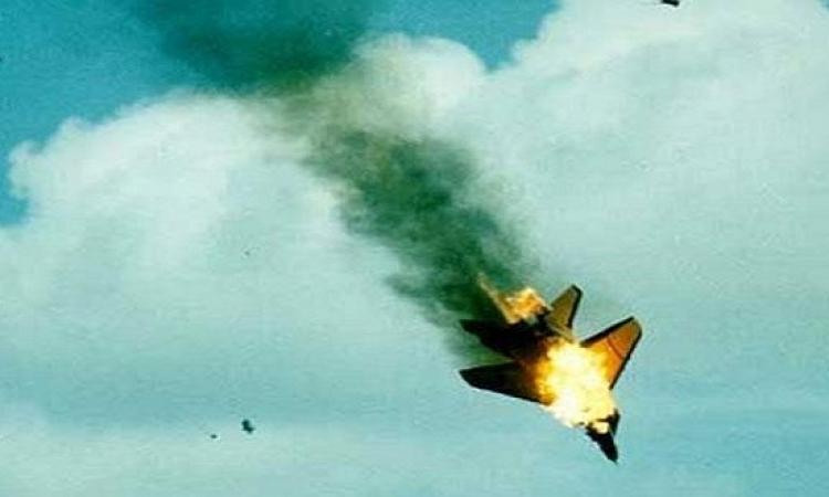 تحطم طائرة عسكرية فى اقليم خاباروفسك فى اقصى شرق روسيا