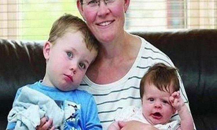 امرأة بريطانية تنجب طفلين من زوجها المتوفى