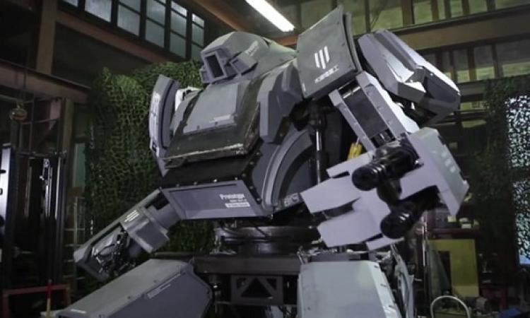 الولايات المتحدة تتحدى اليابان فى معركة الروبوتات العملاقة