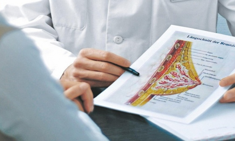"""هرمون """"بروجيسترون"""" يمكن ان يساعد فى علاج سرطان الثدى"""