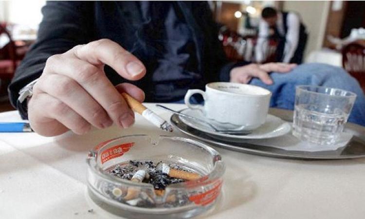 التدخين السلبى يزيد من احتمال الإصابة بالجلطة الدماغية