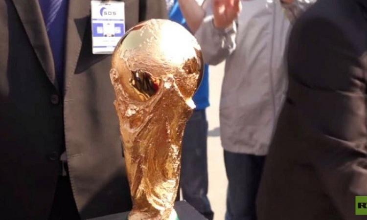 كأس العالم 2018 في سان بطرسبورج
