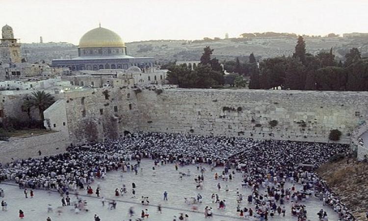 إسرائيل تصدر تعليمات بإلزام رؤساء الدول والوفود الرسمية بزيارة حائط البراق