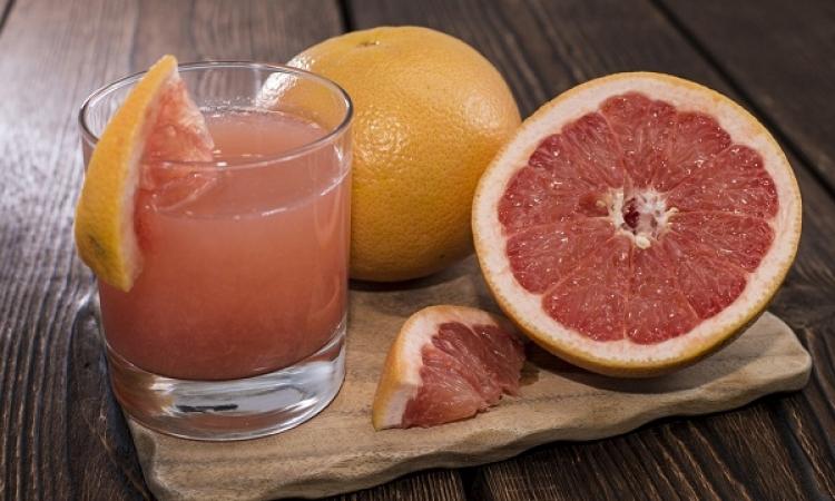 عصير جريب فروت يومياً يحمي من أمراض القلب
