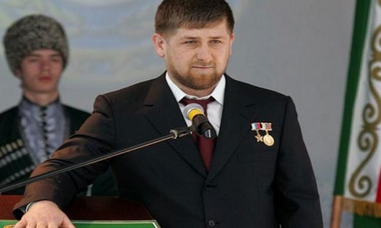 رئيس الشيشان يقترح سحب جنسية الروس المقاتلين فى داعش