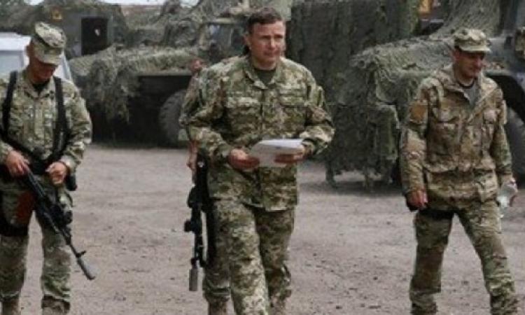 """القوات الأوكرانية استخدمت """"قنابل كيميائية"""" فى قصفها لقرية سيميونوفكا"""