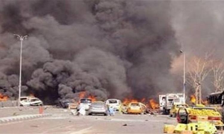 مقتل 22 شخصًا بسقوط صاروخين على مدينة اللاذقية السورية