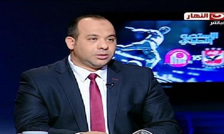 وليد صلاح : أبناء الأهلى يؤيدون المقاطعة
