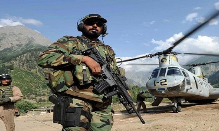 مقتل 12 مسلحا خلال اشتباكات مع قوات الجيش الباكستانى