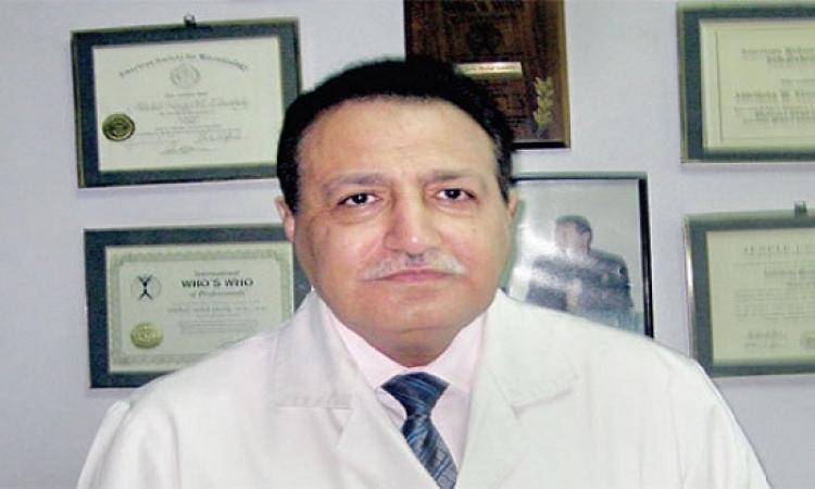 دكتور عبد الهادى مصباح توصل إلى علاج نهائى لمرض السكر
