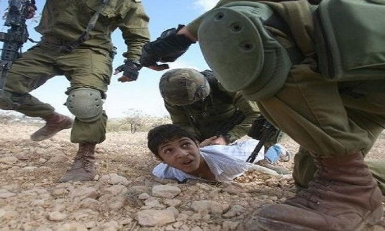قوات الاحتلال تعتقل 6 أطفال شمال شرق القدس