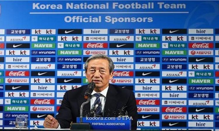 تشونج مونج جون يستعد لفيفا وسيعلن ترشحه رسميًا الشهر المقبل