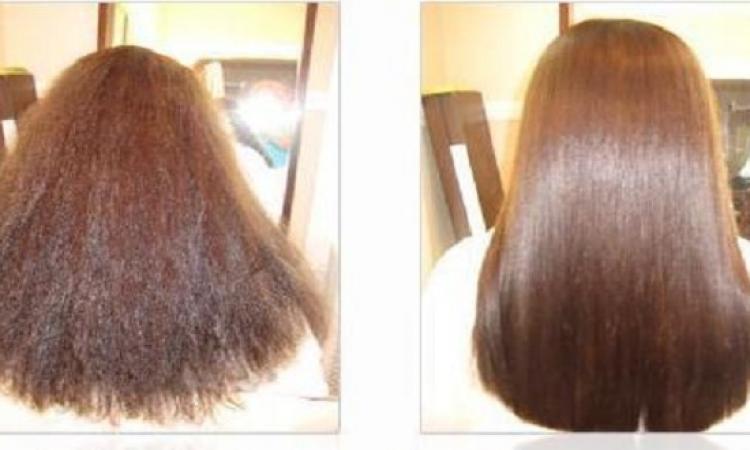 أضرار الكيراتين الذى يستخدم فى صالونات التجميل فى تنعيم و تمليس الشعر