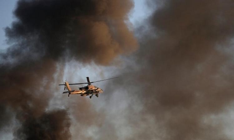 الحوثيون يعلنون إسقاط طائرة مروحية إماراتية بمحافظة البيضاء اليمنية
