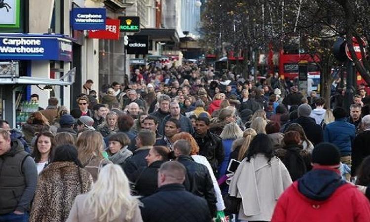 حسب التوقعات .. الاقتصاد البريطانى يتراجع