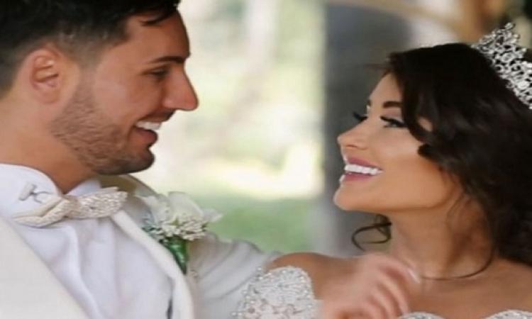 بالصور .. تفاصيل الزفاف الأسطورى للبنانى سليم مهاجر باستراليا
