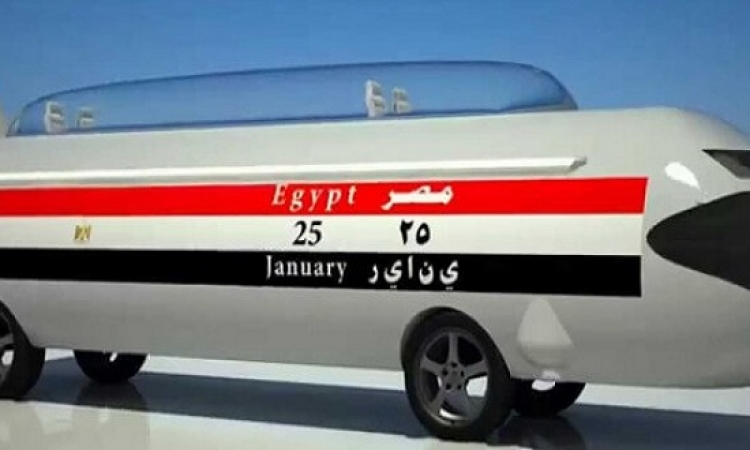 """مصري يبتكر سيارة """"أرض- بحر- جو"""" برافو عليك"""