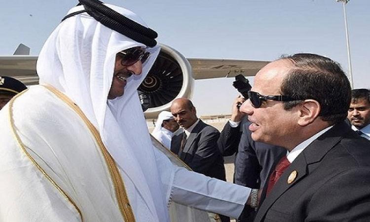 مصر ترد على قطر : مشششكرين قوى .. بس يا ريت كل واحد يخليه فى نفسه !!