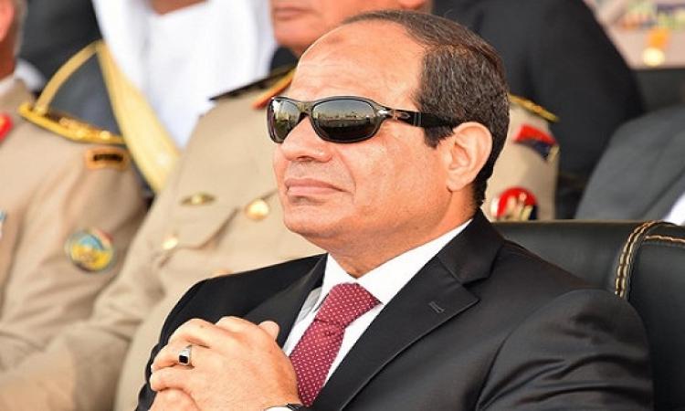 بالفيديو .. الرئيس عبد الفتاح السيسى : جيل أكتوبر قدم لمصر الانتصار بعد الانكسار