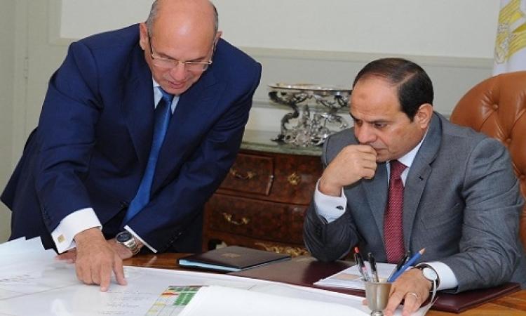 الزراعة: سنتقدم بمشروع استصلاح مليون و100 ألف فدان للسيسي ومفيش تسقيع تانى